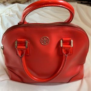 Tory Burch Authentic Dome Satchel